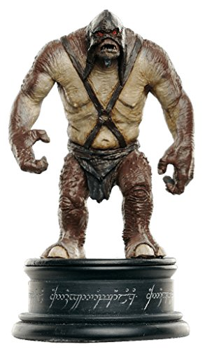 Lord of the Rings Chess Collection Nº 55 Catapult Troll 1