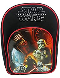 Star Wars Childrens/Kids Official The Force Awakens Backpack/Rucksack