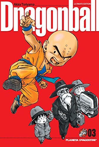 Dragon Ball nº 03/34 (DRAGON BALL ULTIMATE) por Akira Toriyama