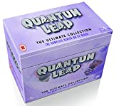 Quantum Leap - The Ultimate Collection (27 Dvd) [Edizione: Regno Unito] [Reino Unido]