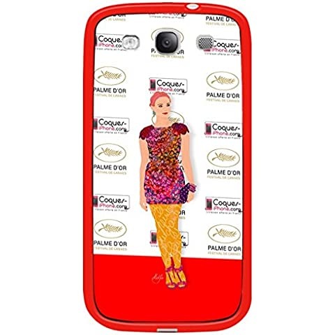 coques-iphone – Cover Red Carpet Festival di Cannes per Samsung Galaxy S3 di