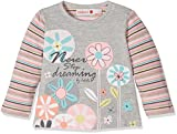 boboli 204017, Camiseta de Manga Larga para Bebés, (Gris Vigore), 80 (Tamaño del Fabricante:80cm)