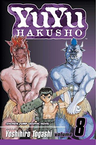 Yuyu Hakusho, Vol. 8 (Yuyu Hakusho (Graphic Novels))