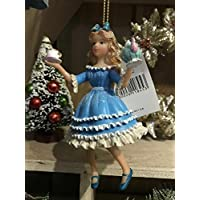 Gisela Graham : Christmas Decoration : Alice in Wonderland