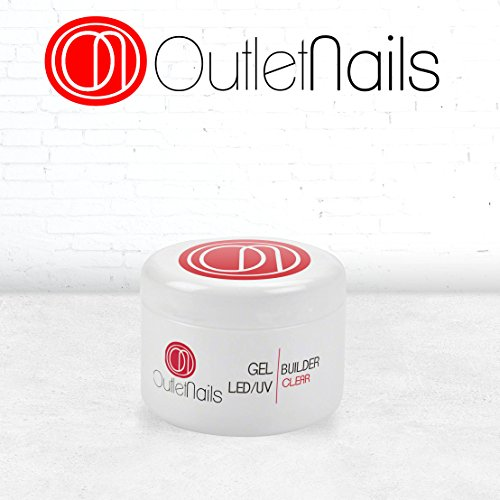 Outlet Nails Gel transparent UV/LED 15 ml