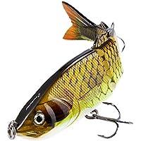 Wenquan,Proberos Bionic Bait Herramienta de Pesca(Color:Colormix,Size:Color E)