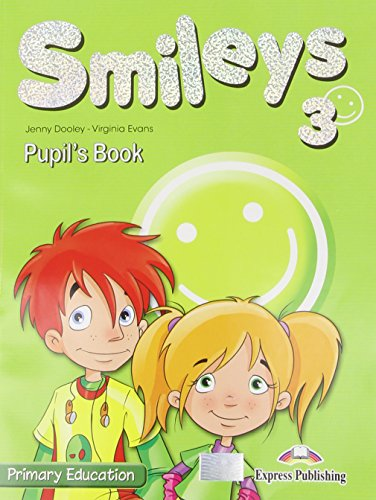 Smileys 3 Pupil's Pack
