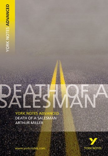 Death of a Salesman (York Notes Advanced series) Test