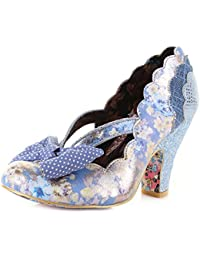 Amazon.es  Irregular Choice - Eclectic Shoes  Zapatos y complementos acdf399a7e2b
