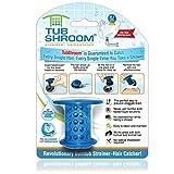 Tubshroom Revolutionärer Abflusssieb/Haarsieb blau
