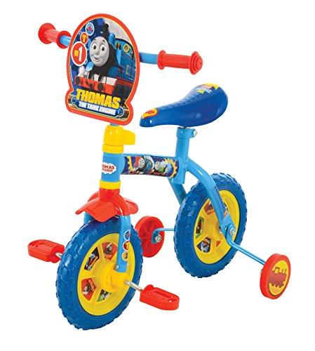Thomas & Friends M14631 2in1 10inch Training Bike Thomas, Blue