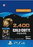 2 400 Points Call of Duty : Black Ops 4 - 2400 Points DLC   Code Jeu PS4/PS3 - Compte français