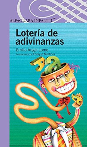Loteria de adivinanzas / Lottery of Riddles par Emilio Angel Lome
