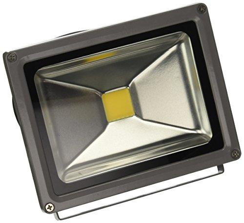 Hengda HD-TGD111-WW Flutlicht mit LED für Außen, 20 W, 1800 lm