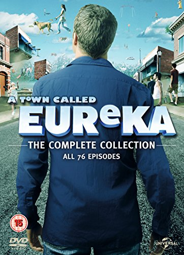 A Town Called Eureka - Season 1-5 [DVD] for sale  Delivered anywhere in UK