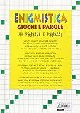 Image de Enigmistica. Giochi e parole (8-11 anni)