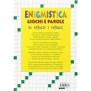 Enigmistica. Giochi e parole (8-11 anni)