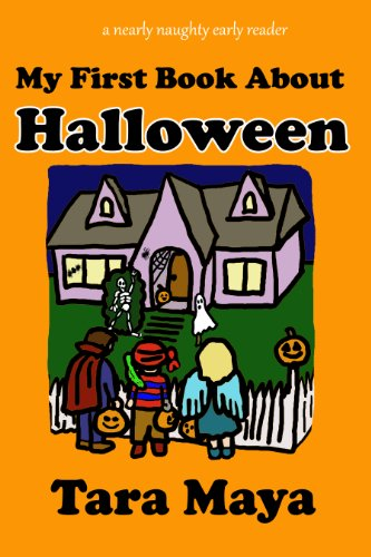 My First Book About Halloween (Picture Book for Children) (A Nearly Naughty Early Reader) (English Edition)