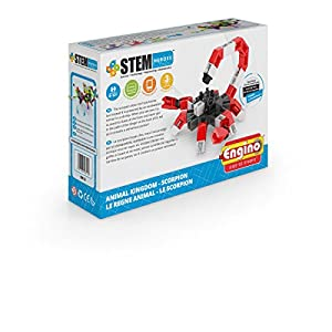 Engino - Stem-Heroes - el Reino Animal - Scorpion, ensh12