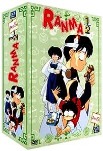 Ranma 1/2 - Partie 5 - Coffret 4 DVD - VF