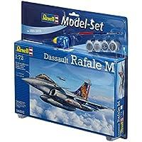 Revell 64892 - Maquette D'aviation - Dassault Rafale M - 73 Pièces - Echelle 1/72