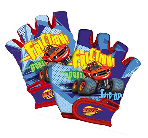 Gloves Child Girl Children Blaze Monster Machines Bike 80196 6191