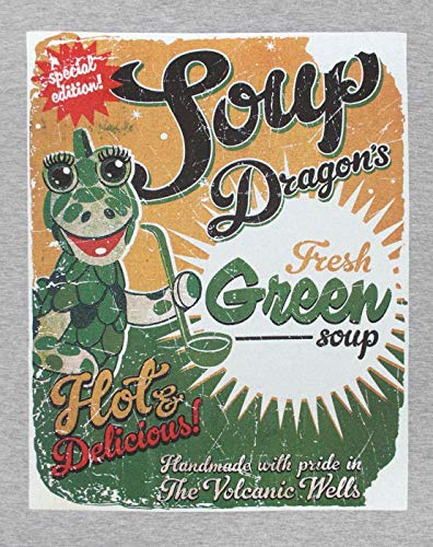 Zoom IMG-1 clangers soup dragons green women