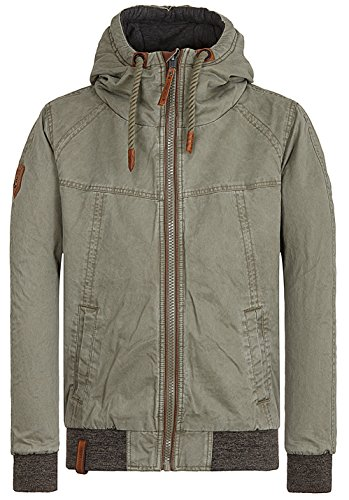 Naketano Male Jacket Survive & Advance desert green