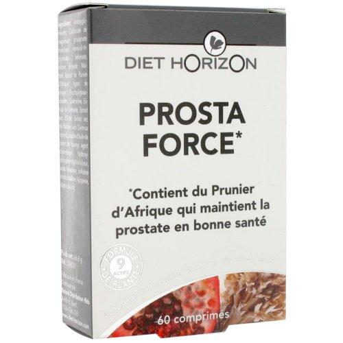 Diet horizon - Prosta force - 60 comprimés - Protecteur de la prostate