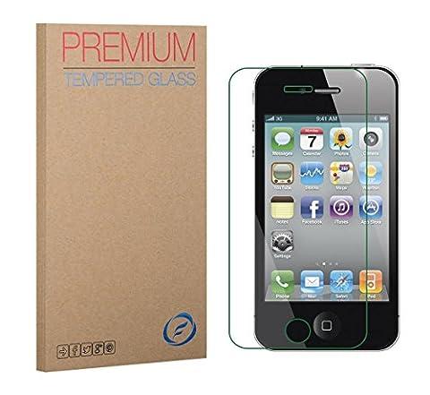 iPhone SE / 5 / 5S / 5C Verre Trempé,