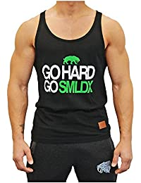 Smilodox Herren Stringer Go Hard Go Smldx