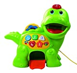 VTech Baby 157703 Feed Me Dino Toy - Green