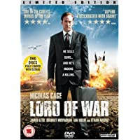 Lord of War (Limited Edition) [DVD] by Nicolas Cage