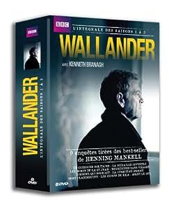 Coffret Wallander