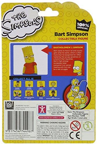 Simpson Mini coleccionables figuras surtidos modelos, una sola pieza 2