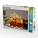 Entspannung mit Buddha 1000 Teile Puzzle quer