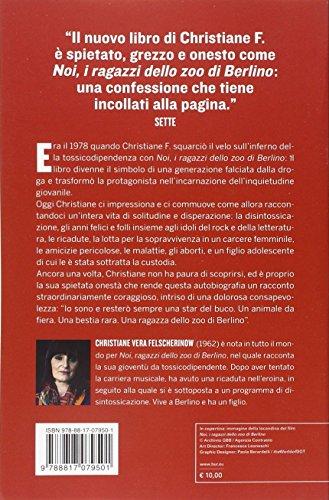 Christiane F La Mia Seconda Vita Pdf