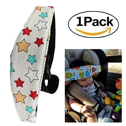 Preisvergleich Produktbild Weiches Sicherheitsband für Kinder/Babys im Buggy/Autositz, wenn sie schlafen, Hilfe/Kopf-Unterstützung/Halter
