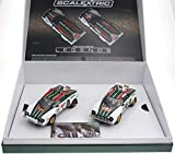 Scalextric Circuit Routier C3894a Cars Legends Lancia Stratos 1976Rally Champions Twinpack–Édition limitée