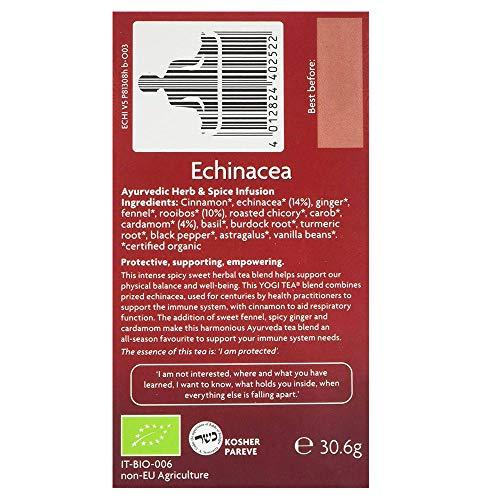 Organic Ancient Herbal Formula Echinacea-R-17bags