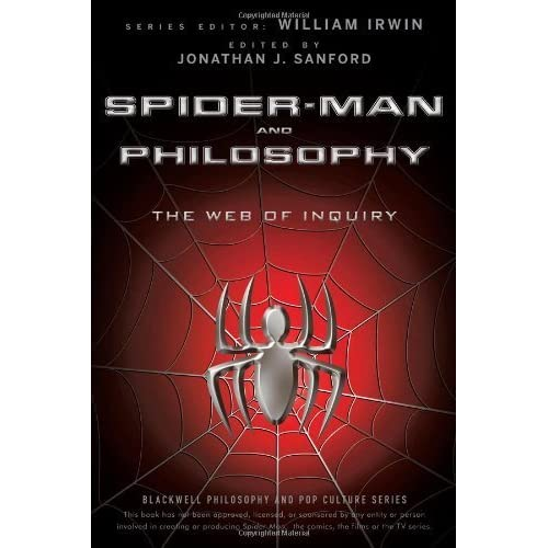 Spider-Man and Philosophy: The Web of Inquiry (The Blackwell Philosophy and Pop Culture Series) (2012-05-04)