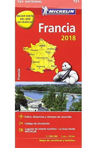 Mapa National Francia