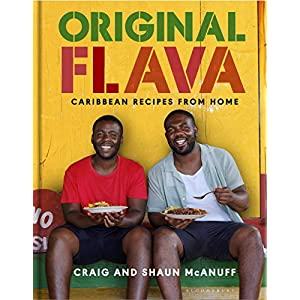 Original Flava: Caribbean Recipes from Home 3