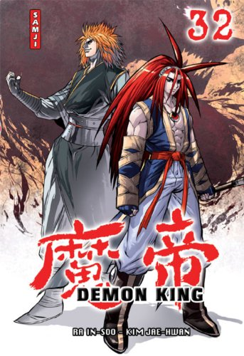 Demon King, Tome 32 : par In-Soo Ra