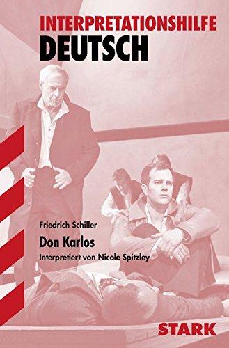 Interpretationen Deutsch - Schiller: Don Karlos