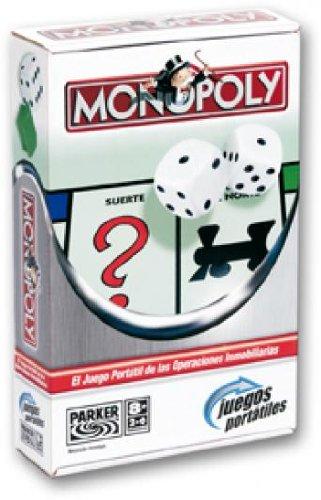 Hasbro M.B. Juegos VIAJE Monopoly viaje segunda mano  Se entrega en toda España