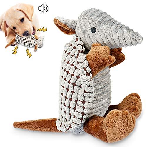 ONEISALL Hund Plüsch quietschend Spielzeug Ausbildung…   00740023585497