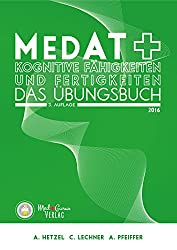 MedAT 2016 - Kognitive Fähigkeiten und Fertigkeiten: Das Übungsbuch