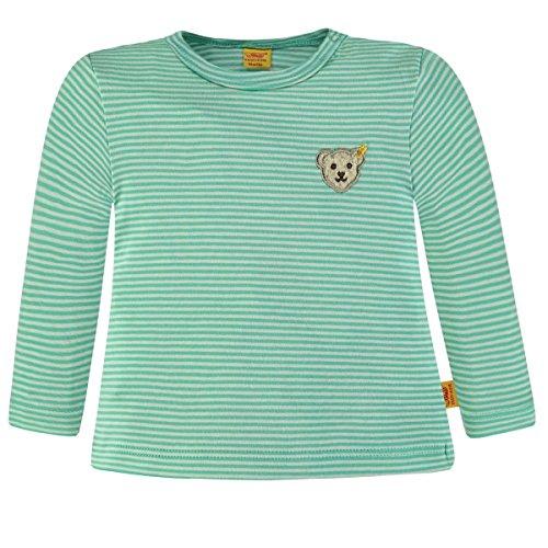 Florida Grün (Steiff Collection Jungen T-Shirt 1/1 Arm 6832883, Grün (Florida Keys 5153), 68)