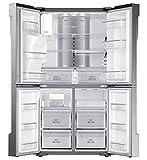 Samsung RF56J9041SREG Side-by-Side / A++ / 369 kWhJahr / 361 L Kühlteil / 203 L Gefrierteil / Drei getrennte Kühlkreisläufen / edelstahl - 5